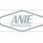 Studio per il restyling del logo di Federazione ANIE (2003)