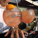 Aperitivo conclusivo a Terrazza Martini