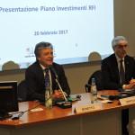 Giuliano Busetto e Maurizio Gentile, amministratore delegato RFI