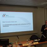 Maurizio Gentile illustra il Piano di investimento 2017-2026 alle aziende associate