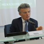Dr. Teresio Testa, Direttore Generale Mediocredito Italiano Spa