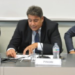 Presidente ANIE Rinnovabili Alberto Pinori apre la giornata