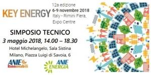 key energy 3 maggio