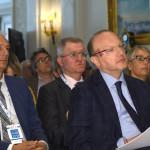 Presidente Confindustra Vincenzo Boccia
