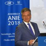Giuliano Busetto Presidente ANIE