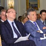 Vincenzo Bocca - Presidente Confindustria - Giuliano Busetto Presidente ANIE