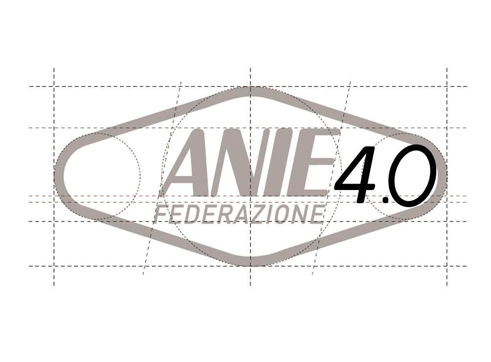 Logo ANIE 4.0 ultimo